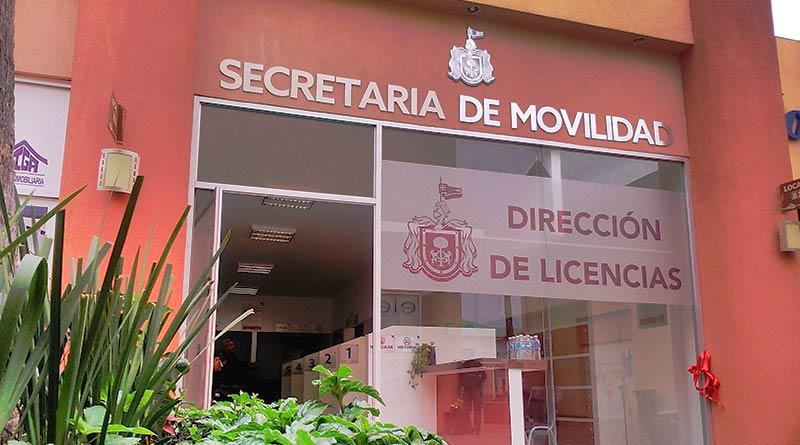 tramitar la licencia de conducir en Guadalajara